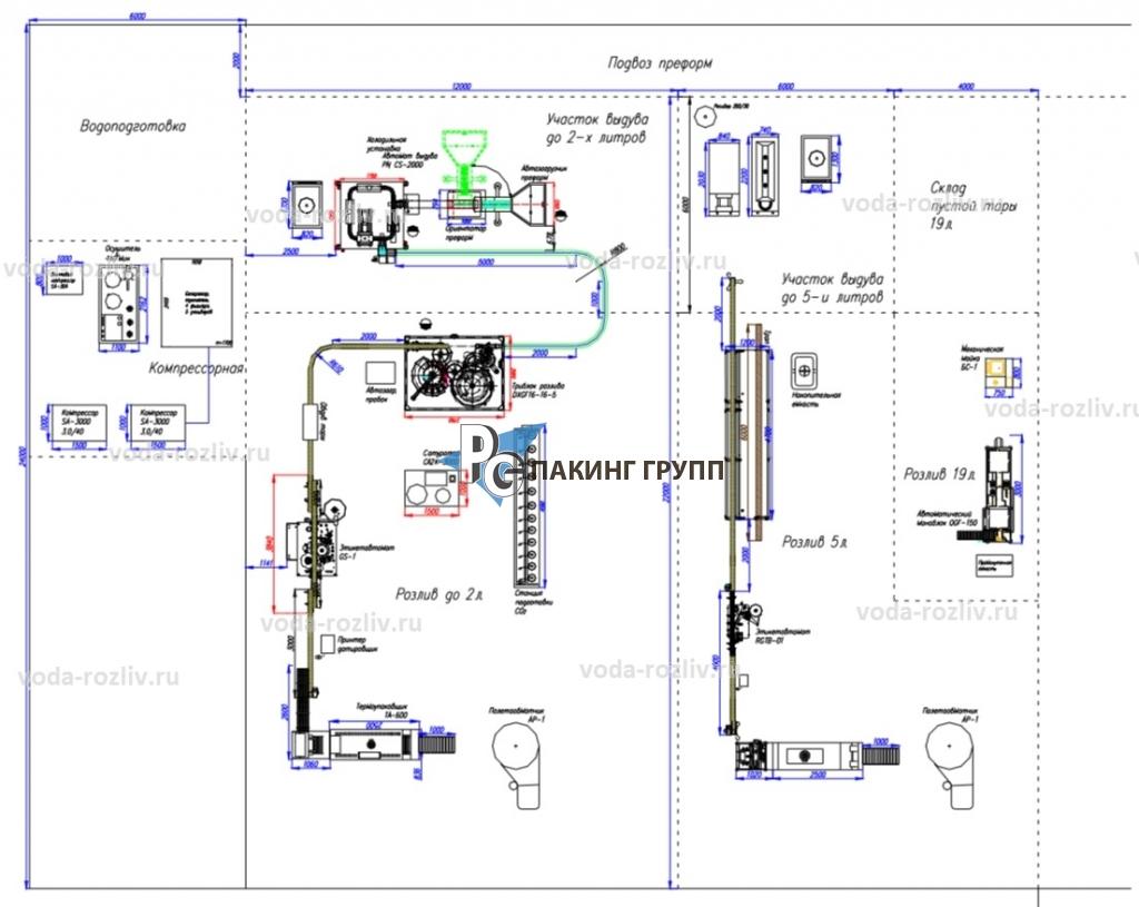 видео и схема термотунеля
